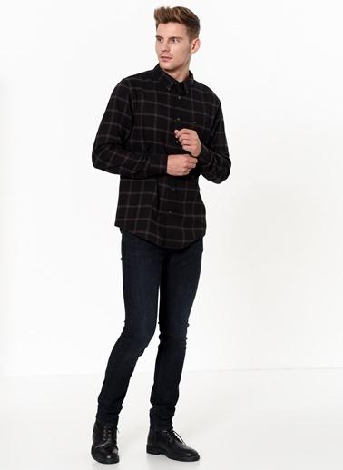 Lee Gömlek Siyah